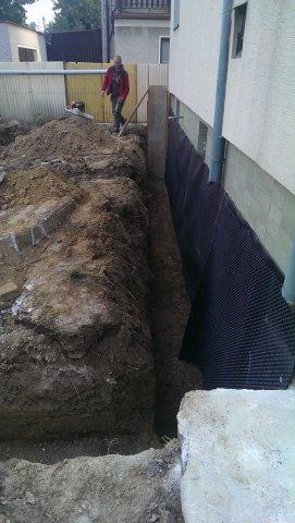 izolácia spodnej stavby